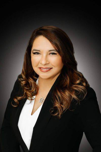 Pearl Dominguez - Mission Support Director